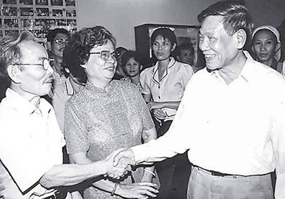 Nguyên Tổng Bí thư Lê Khả Phiêu - Một nhà lãnh đạo luôn vì nước, vì dân ảnh 1