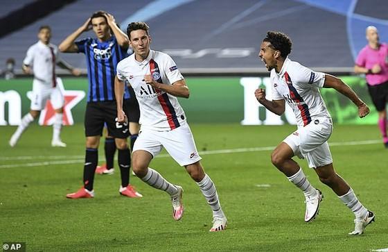 Thắng kịch tính Atalanta, Paris Saint Germain vào bán kết Champione League 2020 ảnh 1