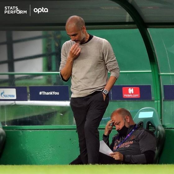 Lyon bất ngờ hạ gục Man.City để tiến vào bán kết Champions League 2020 ảnh 3