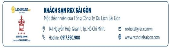 Nhà hàng Hoàng Sa sắp ra mắt tại khách sạn Rex Sài Gòn ảnh 5
