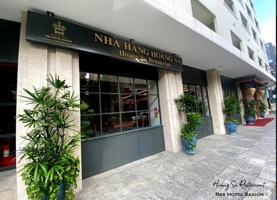 Khách sạn Rex Sài Gòn: Những dịch vụ đẳng cấp trong không gian lịch sử ấn tượng ảnh 5