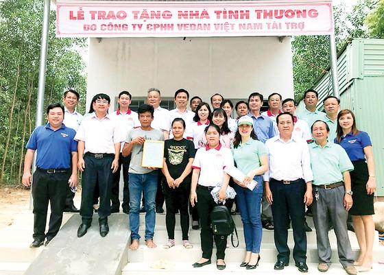 Vedan Việt Nam tiếp tục trao tặng 2 căn nhà cho bà con khó khăn tại tỉnh Đồng Nai ảnh 1