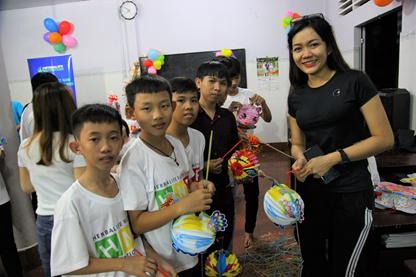 Nhà nuôi trẻ Hướng Dương - nơi trao niềm tin và nuôi dưỡng lòng biết ơn ảnh 4
