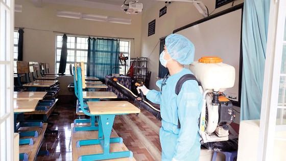 Vedan Việt Nam hỗ trợ công tác phòng chống dịch bệnh tại 125 trường học huyện Long Thành, tỉnh Đồng Nai ảnh 1