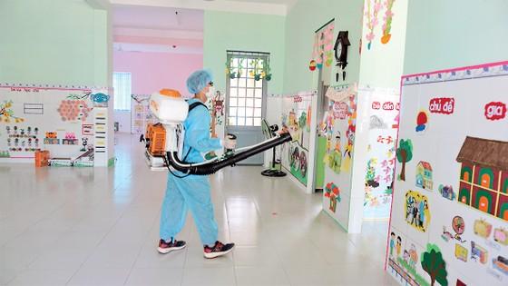 Vedan Việt Nam hỗ trợ công tác phòng chống dịch bệnh tại 125 trường học huyện Long Thành, tỉnh Đồng Nai ảnh 3