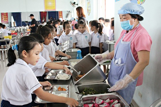 Cải thiện dinh dưỡng cho học sinh tiểu học ảnh 3
