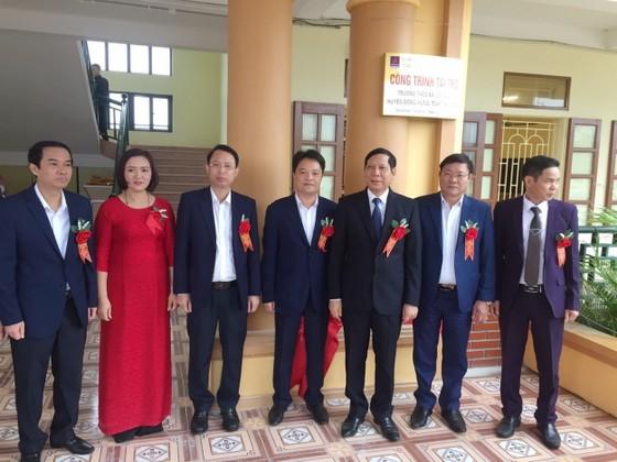 PV GAS tài trợ xây dựng Trường THCS Đông Á, Thái Bình ảnh 3