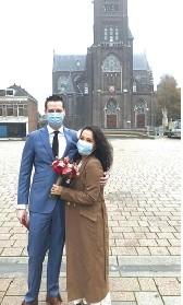 Kết hôn thời lockdown ảnh 1
