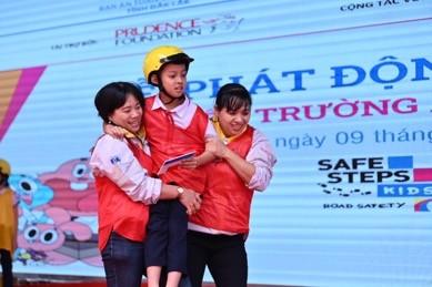 Prudential Việt Nam hành động vì sự an toàn của trẻ nhỏ  ảnh 1