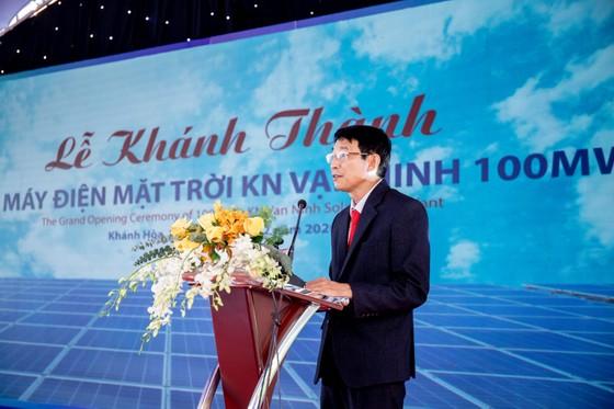 Khánh thành Dự án Nhà máy điện mặt trời KN Vạn Ninh 100 MWp ảnh 2