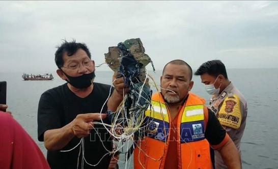 Xác định được tọa độ rơi của máy bay Hãng hàng không Sriwijaya Air gặp nạn ảnh 1