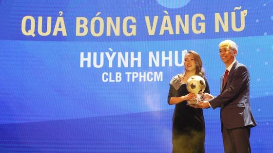 Văn Quyết, Huỳnh Như và Minh Trí đoạt Quả bóng Vàng Việt Nam 2020 ảnh 6