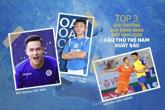 Văn Quyết, Huỳnh Như và Minh Trí đoạt Quả bóng Vàng Việt Nam 2020 ảnh 34