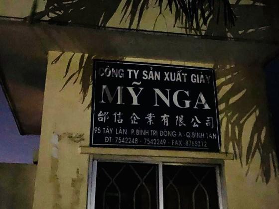 Cháy lớn tại công ty giày ở quận Bình Tân, 198 chiến sĩ nỗ lực cứu hỏa ảnh 1