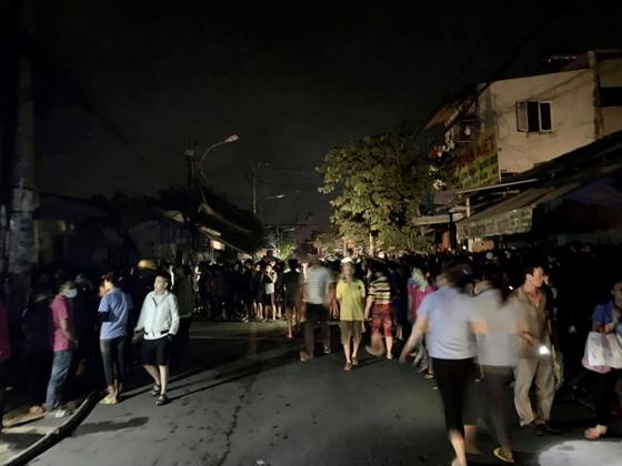 Cháy lớn tại công ty giày ở quận Bình Tân, 198 chiến sĩ nỗ lực cứu hỏa ảnh 5