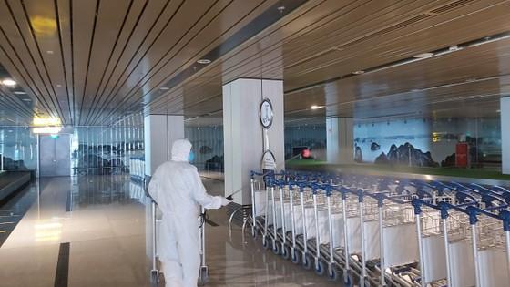 Cảng hàng không Quốc tế Vân Đồn an toàn, sẵn sàng hoạt động trở lại ảnh 2