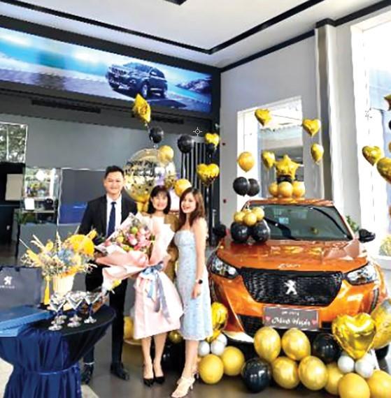 Peugeot 2008 bắt đầu được bàn giao đến khách hàng Việt ảnh 3