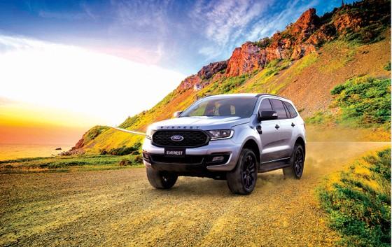 Ford Việt Nam ghi nhận doanh số quý 1 tăng 52%, đánh dấu sự khởi đầu mới đầy triển vọng trong năm 2021 ảnh 1