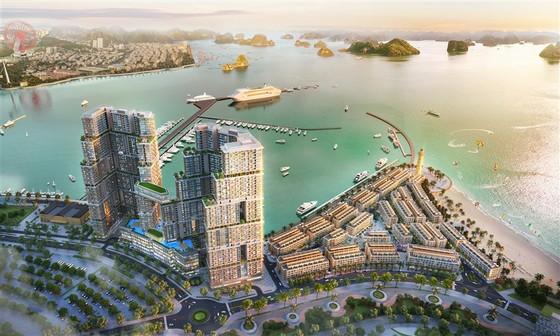 Workcation tại Hạ Long - Tương lai chắc thắng của căn hộ bên Vịnh Du thuyền  ảnh 1