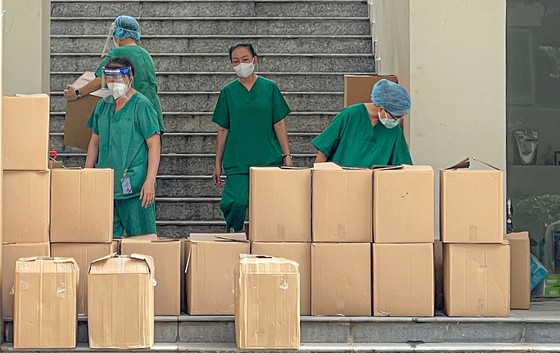Không để thiếu vật tư, thiết bị y tế chống dịch  ảnh 1