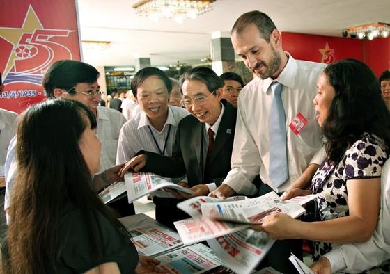Báo Hải Phòng từng bước xây dựng tổ hợp báo chí 'Cách mạng – Chuyên nghiệp – Hiện đại'  ảnh 5