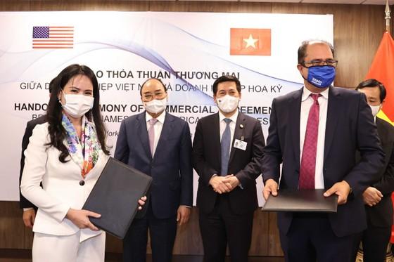 T&T Group và đối tác Hoa Kỳ ký các hợp đồng hợp tác thương mại đầu tư trị giá trên 3 tỷ USD ảnh 3