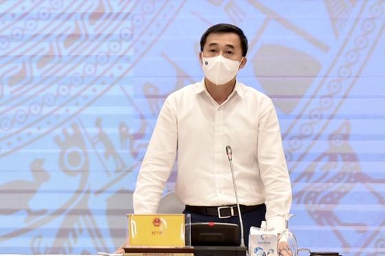 Thứ trưởng Trần Văn Thuấn: Bộ Y tế chưa mua test kháng nguyên nhanh ảnh 1