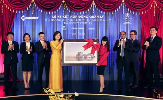 Sun Group đưa hai thương hiệu quản lý khách sạn và căn hộ dịch vụ đẳng cấp của Tập đoàn Ascott lần đầu chạm bước tới Việt Nam và châu Á ảnh 5