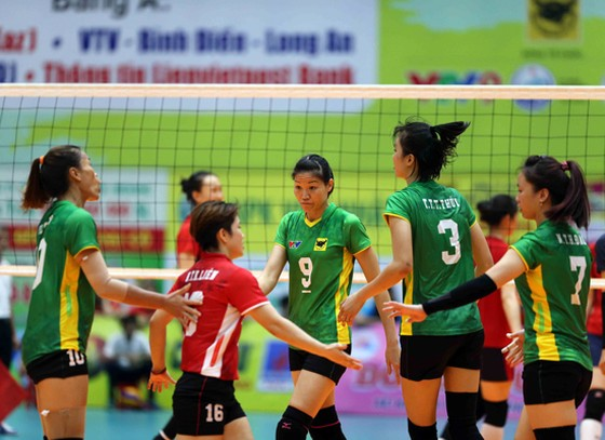 Đội chủ giải VTV Bình Điền Long An bắt buộc phải thắng ở lượt đấu cuối cùng