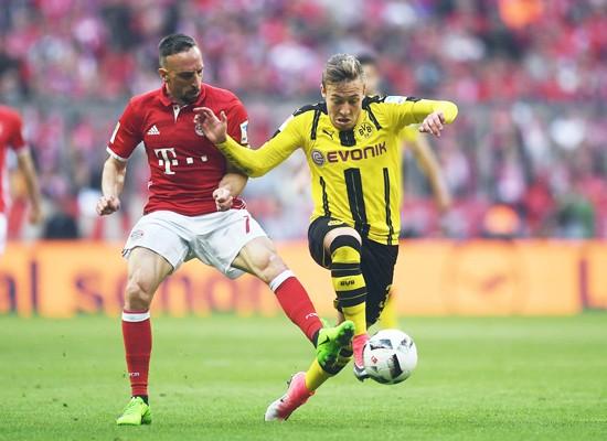 "Bayern Munich - Dortmund: ""Kinh điển"" thật sự"