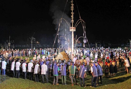 Đồng bào các dân tộc mở hội cồng chiêng ở Lâm Đồng ảnh 3