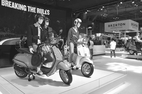 Sô diễn của 10 thương hiệu mô tô, xe máy hàng đầu ảnh 1