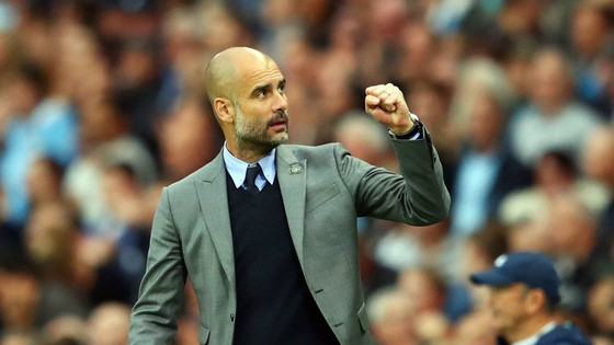 Pep Guardiola đang nhận được sự ủng hộ rất lớn từ Ban lãnh đạo