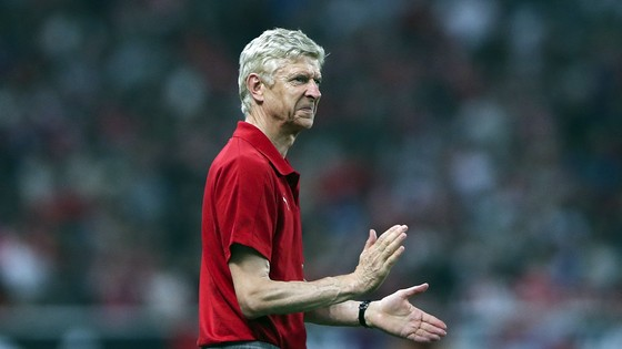 Arsene Wenger hài lòng với màn khởi đầu tốt đẹp