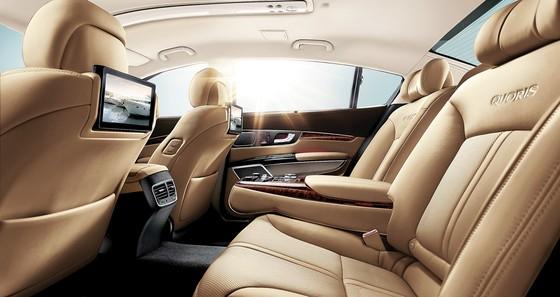 Quoris sedan sang trọng bậc nhất của thương hiệu Kia ảnh 1