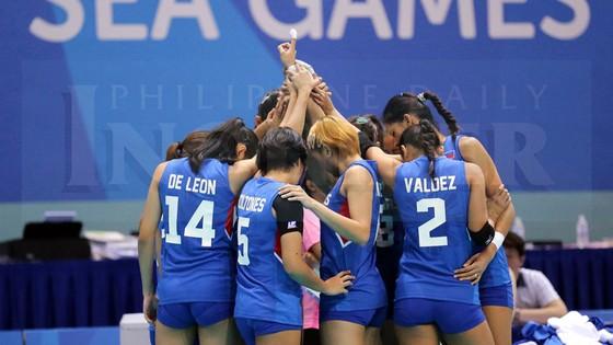 Bóng chuyền nữ Philippines đặt mục tiêu vào tốp 3 tại SEA Games 29