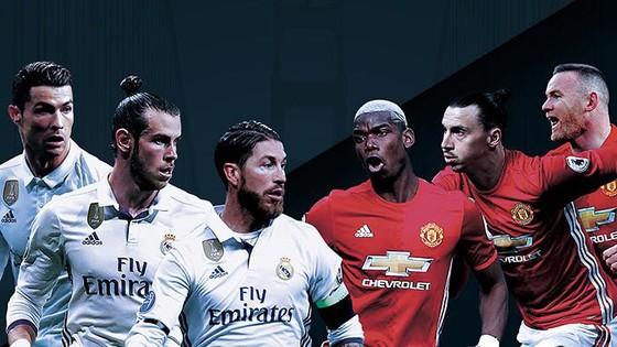 Real Madrid - Man.United: Thời khắc 1 giờ 45 ngày 9-8