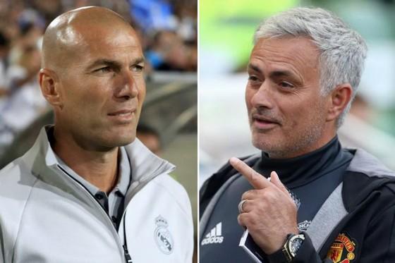 Real Madrid - Man.United: Lần đầu cho Mourinho? ảnh 3