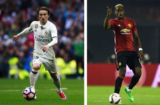 Real Madrid - Man.United: Lần đầu cho Mourinho? ảnh 1