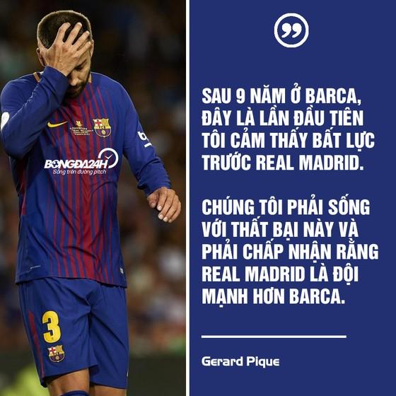 Đừng để nỗi buồn Barca kéo dài