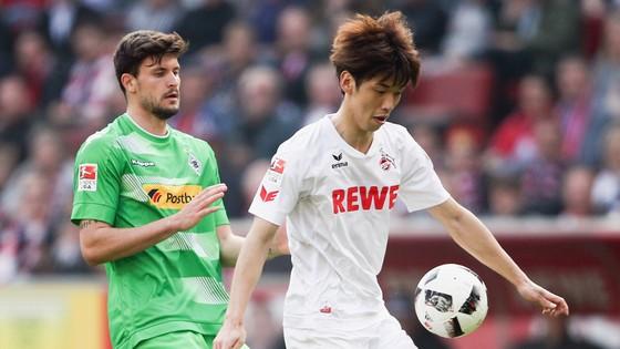 M'Gladbach (trái) có thể tận dụng lợi thế sân nhà để giành chiến thắng trước Cologne