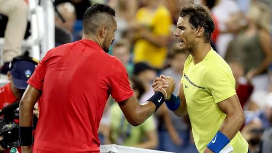 Rafael Nadal đã để thua Nick Kyrgios khá dễ