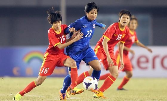 Nữ Việt Nam quyết trả mối hận 4 năm trước khi bị người Thái cướp chiếc HCV SEA Games 27