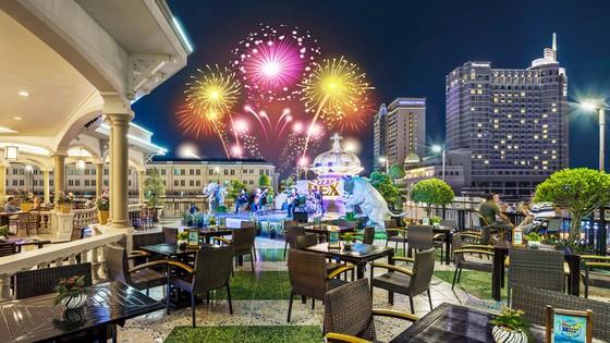 Ẩm thực, vui chơi giải trí dịp Giáng sinh & Năm mới 2018 tại hệ thống Saigontourist ảnh 1