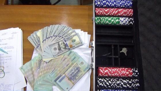 Bắt sòng bạc Việt Kiều ở căn hộ cao cấp ảnh 2
