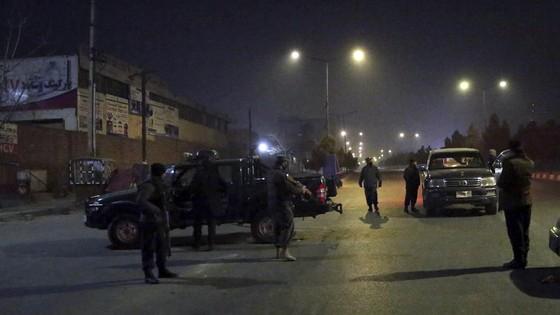 Taliban nhận tấn công khách sạn ở thủ đô Afghanistan ảnh 2