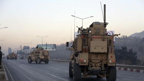 Taliban nhận tấn công khách sạn ở thủ đô Afghanistan ảnh 1