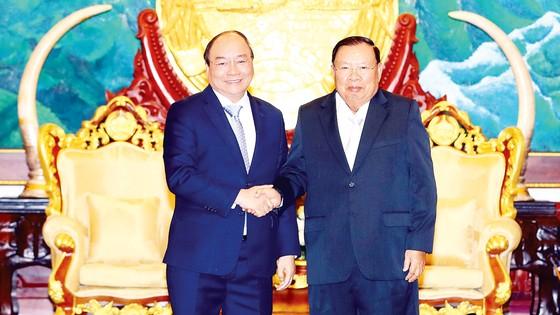 Quan hệ Việt - Lào ngày càng đi vào chiều sâu và thực chất ảnh 2