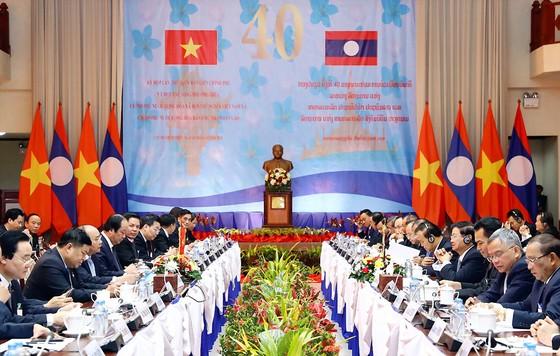 Quan hệ Việt - Lào ngày càng đi vào chiều sâu và thực chất ảnh 1