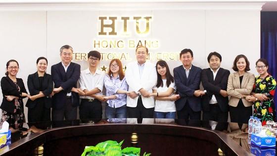 HIU hợp tác ngành điều dưỡng và golf với Nhật Bản, Hàn Quốc ảnh 1
